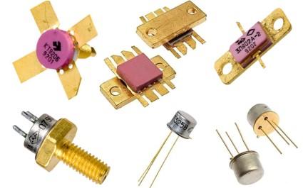Куплю радиодетали, позолоченные, новые, транзисторы, микросхемы, диоды, конденсаторы, платы с микросхемами