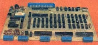 Радиолюбительский компьютер Орион-128, сборка, наладка, программирование, купить плату